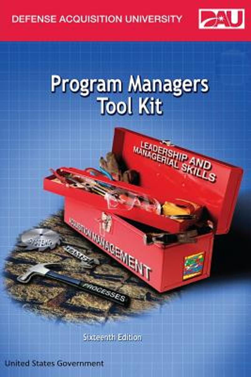 Program Managers Tool Kit Sixteenth Edition