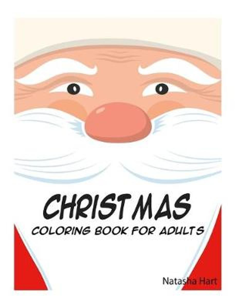 Christmas Coloring Books for Adults: for Relaxation Meditation Blessing