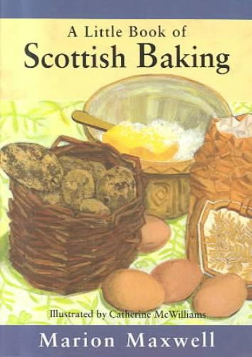 A Little Book of Scottish Baking