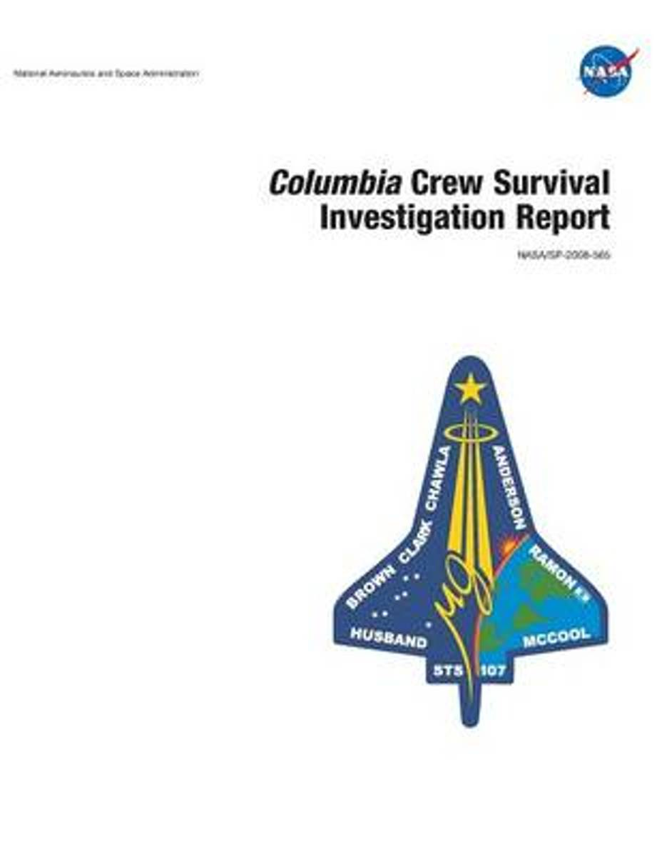 Columbia Crew Survival Investigation Report