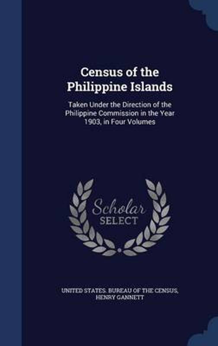 Census of the Philippine Islands