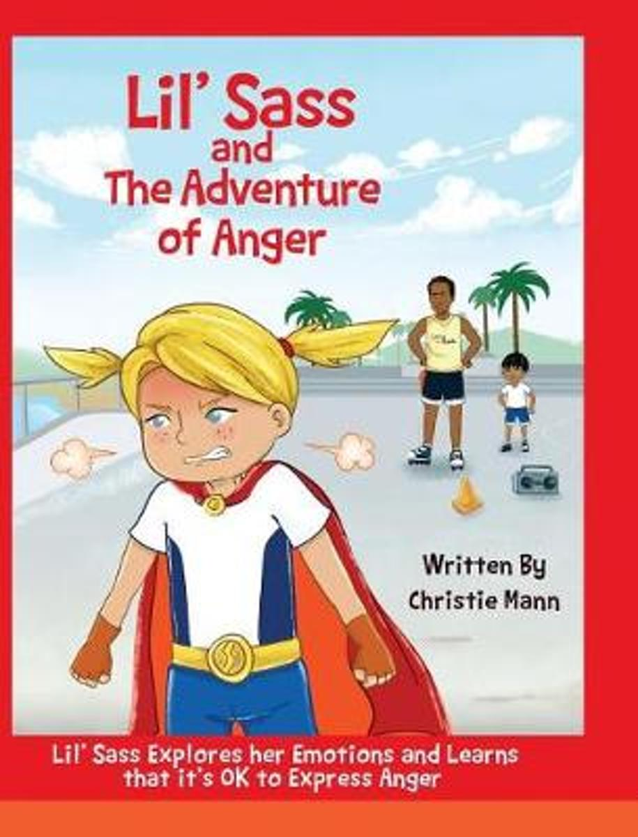 Lil' Sass and the Adventure of Anger