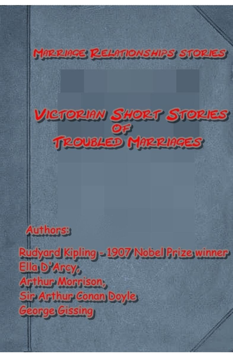 Victorian Short Stories Of Troubled Marriages