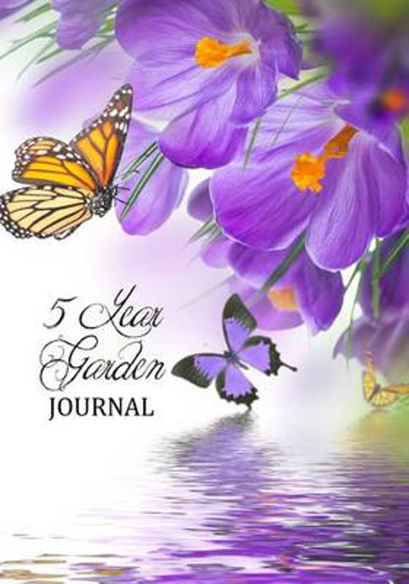 5 Year Garden Journal