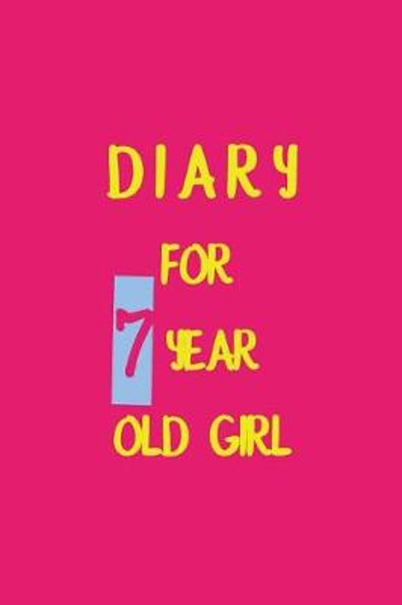 Diary for 7 Year Old Girl