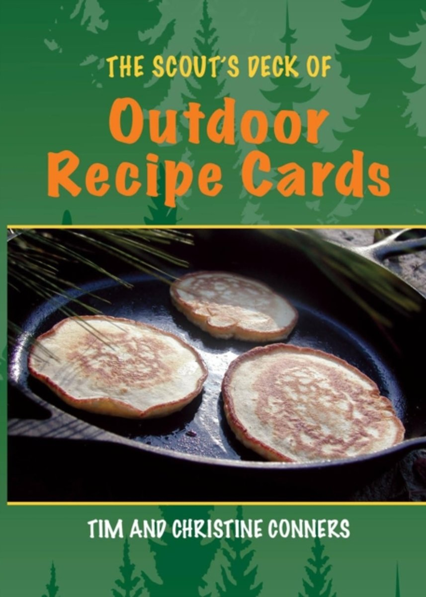 The Scout's Deck of Outdoor Recipe Cards
