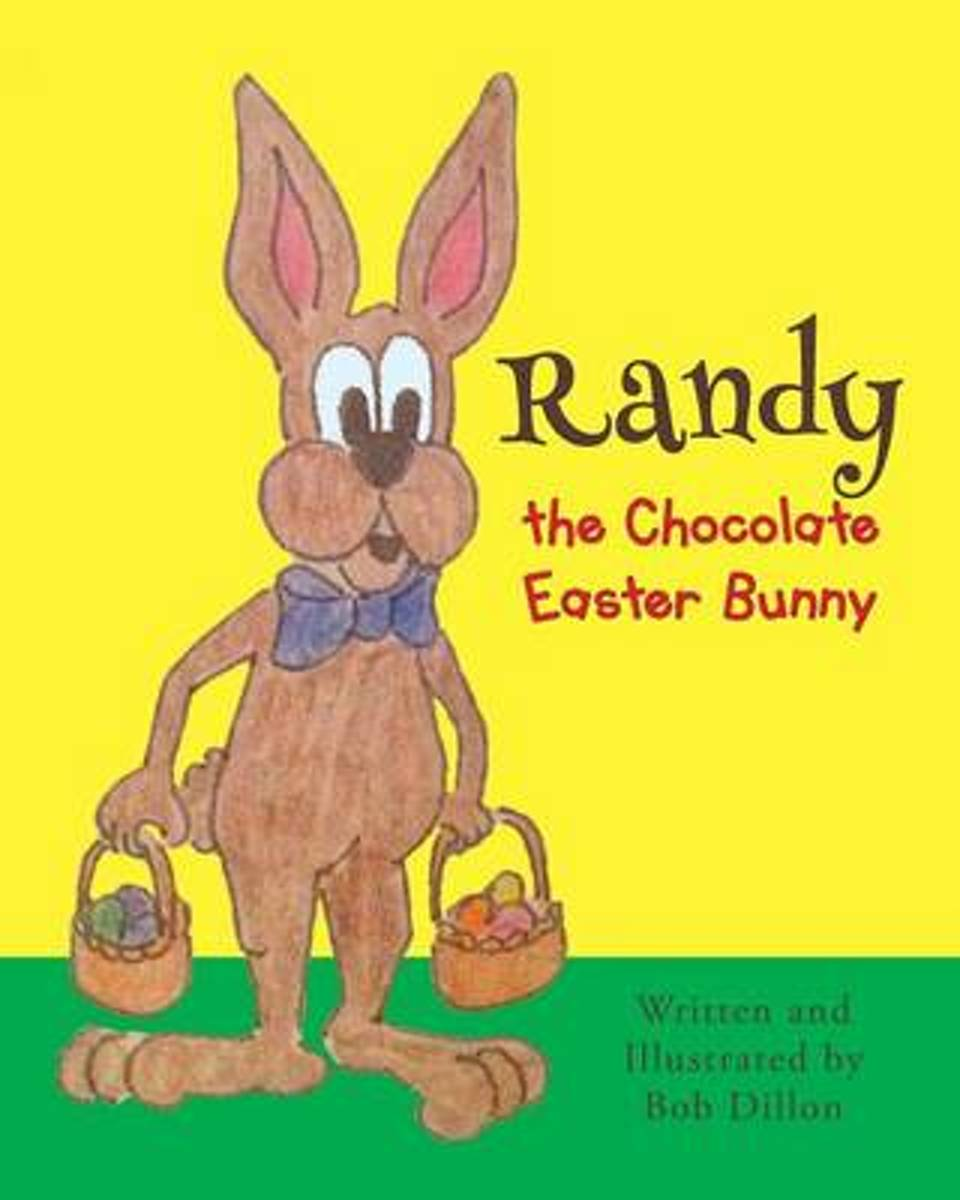 Randy the Chocolate Easter Bunny
