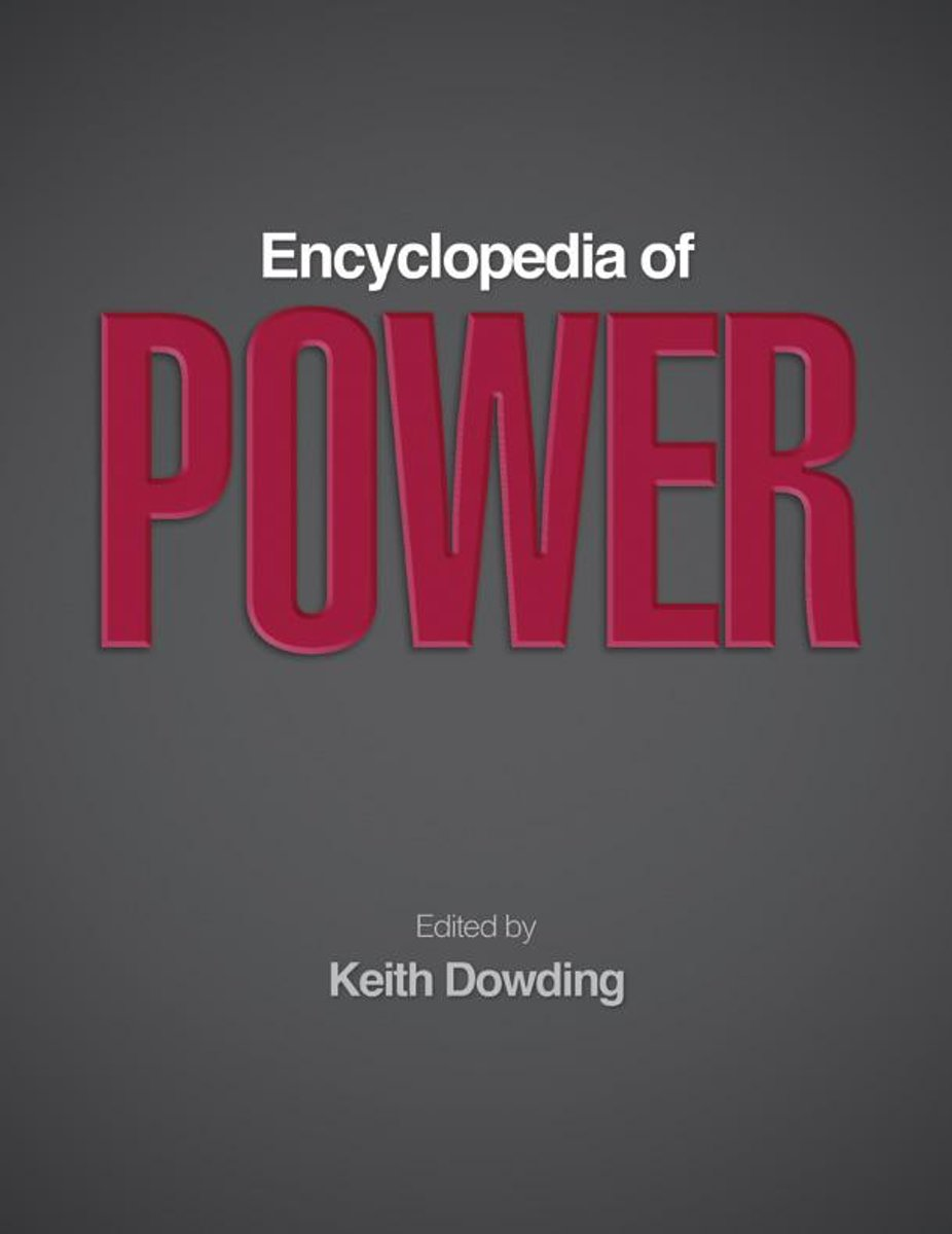 Encyclopedia of Power image