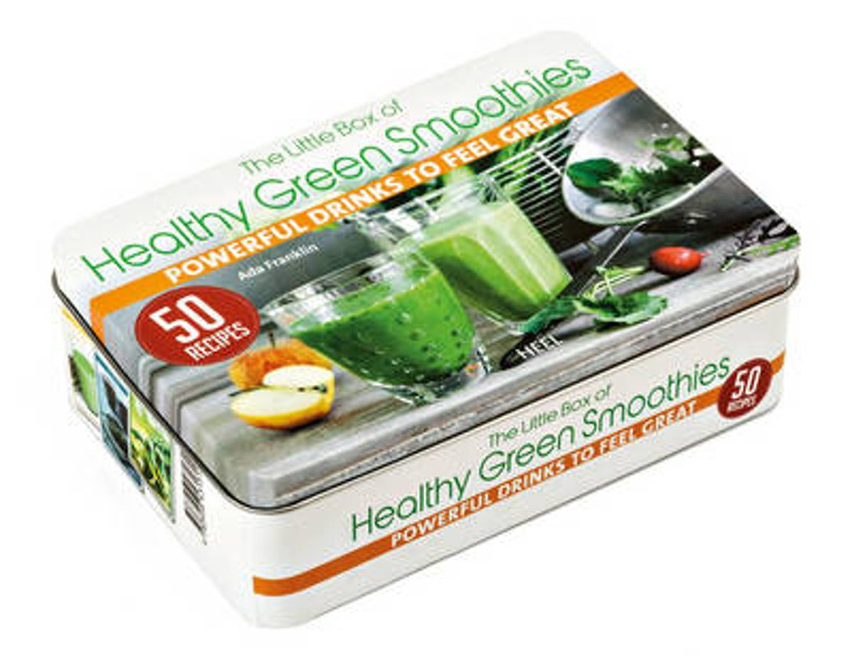 The Little Box of Healthy Green Smoothies