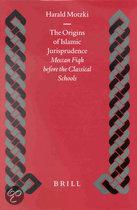 The Origins of Islamic Jurisprudence