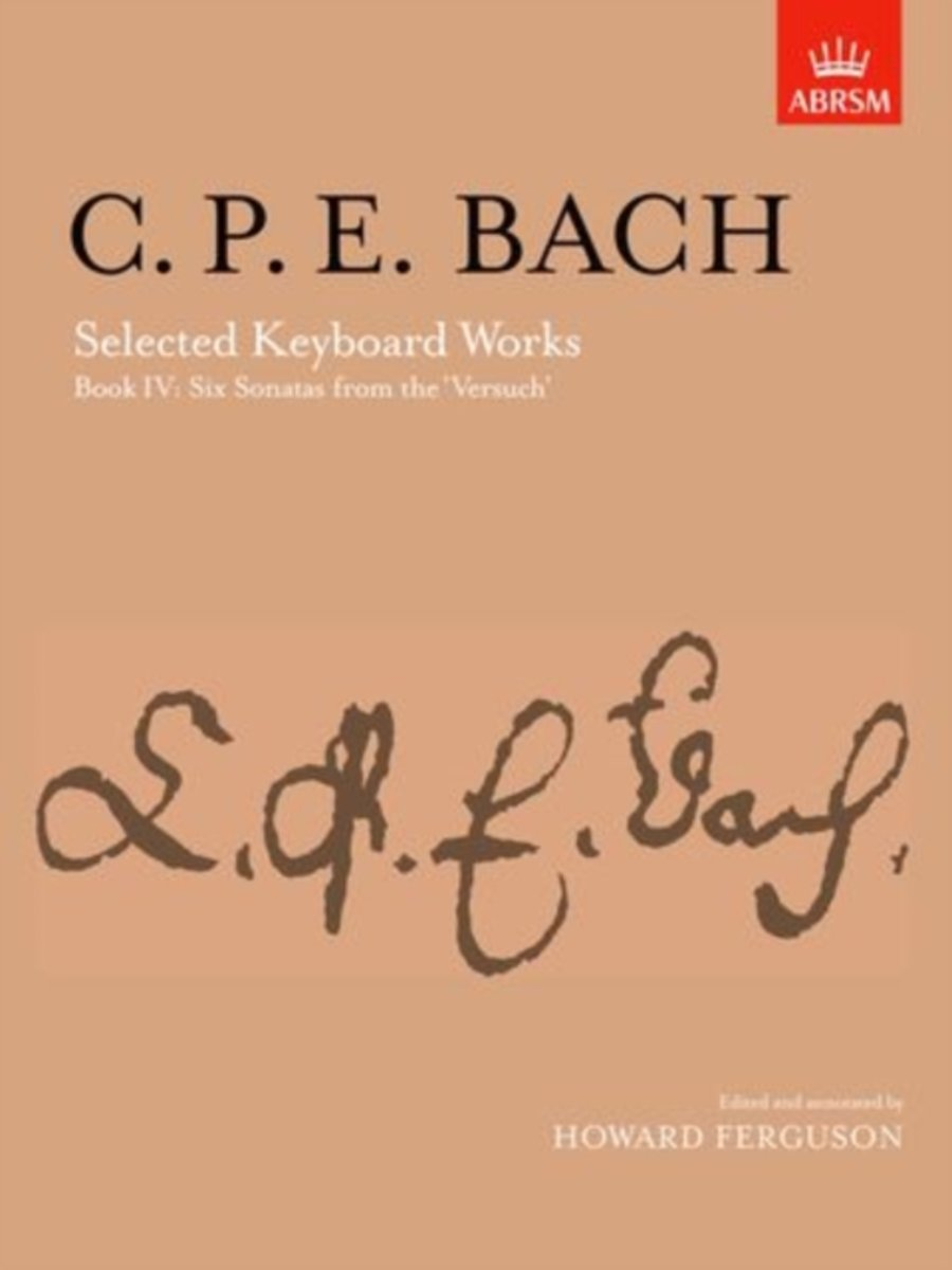 Selected Keyboard Works, Book IV
