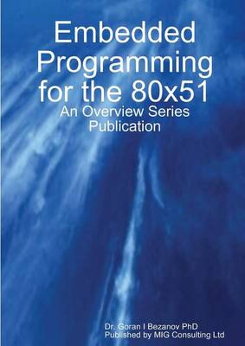 Embedded Programming for the 80x51