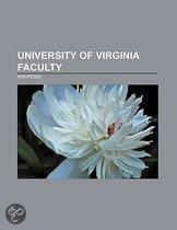 University Of Virginia Faculty: Woodrow Wilson, Dell Hymes, Ronald Coase, Rolf Singer, Fred Singer, Ian Roderick Macneil, Ian Stevenson