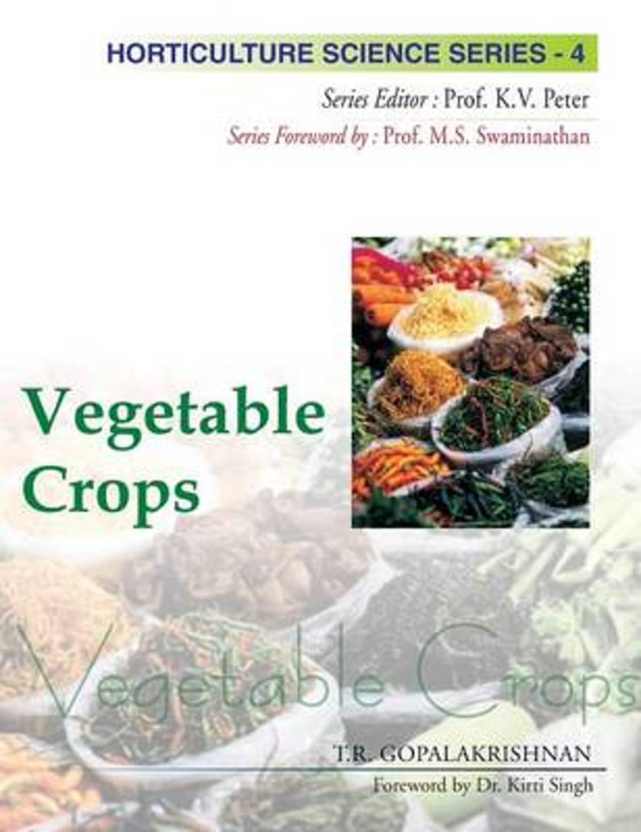 Vegetable Crops image