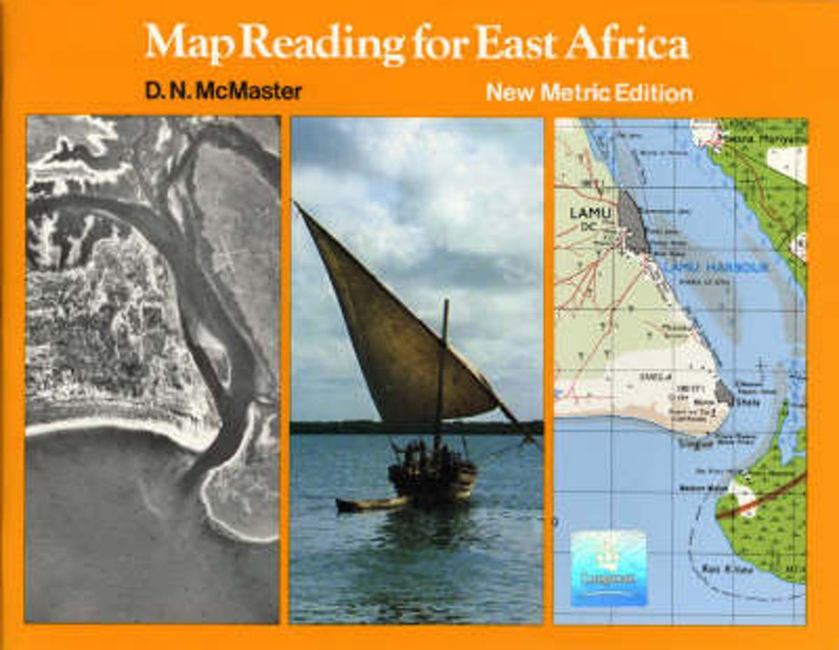 Map Reading For East Africa New Metric Edition