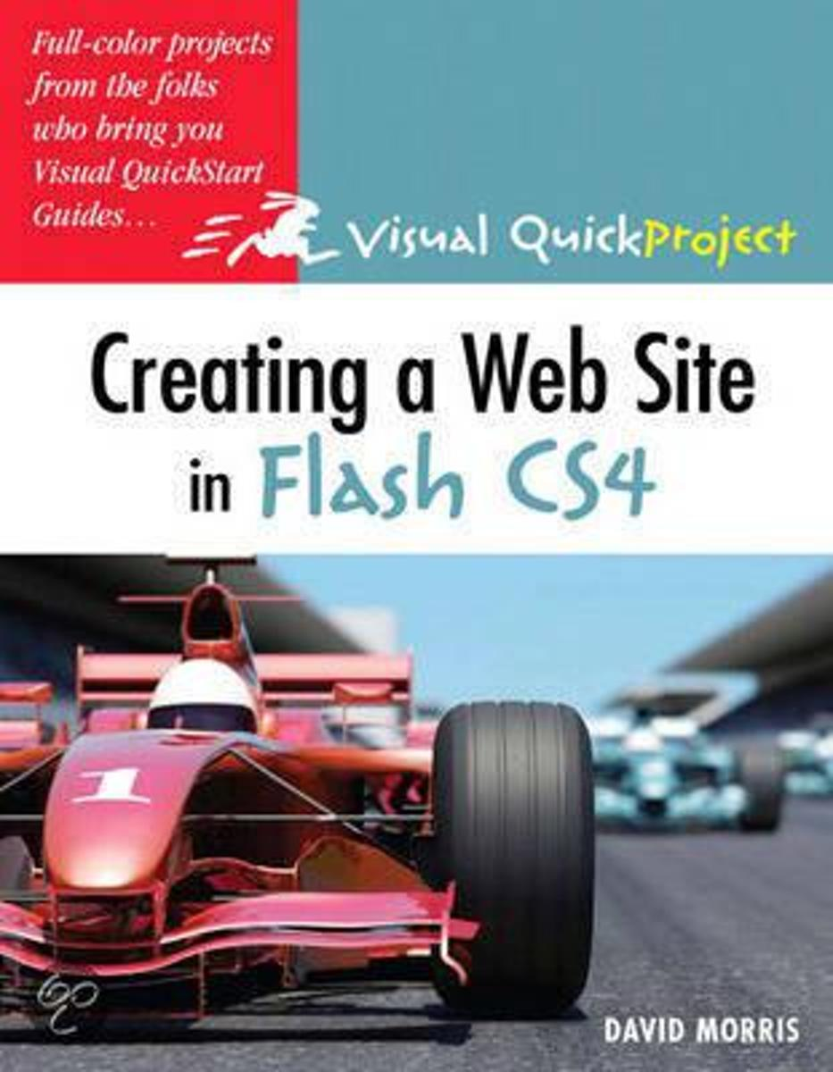 Creating a Web Site with Flash CS4