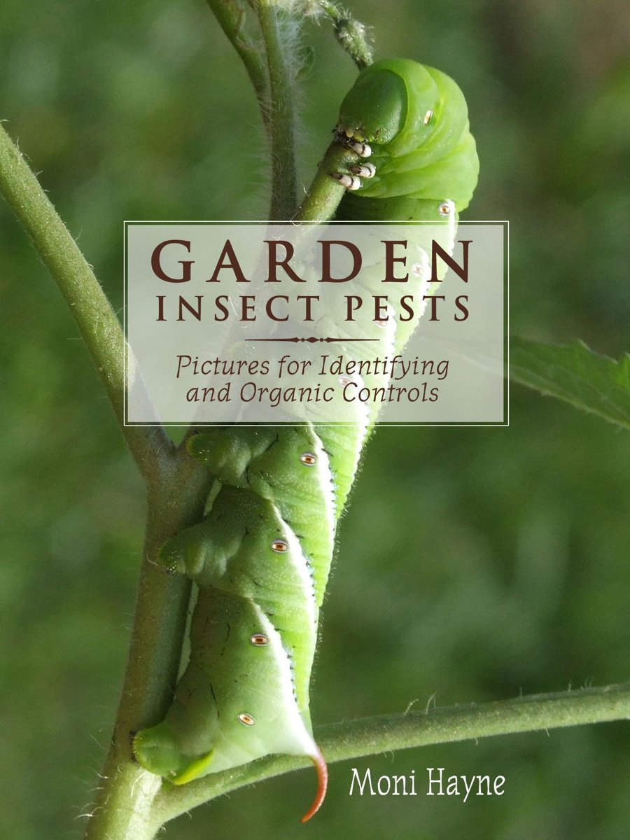 Garden Insect Pests of North America: Pictures for Identifying and Organic Controls