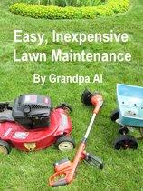 Easy, Inexpensive Lawn Maintenance