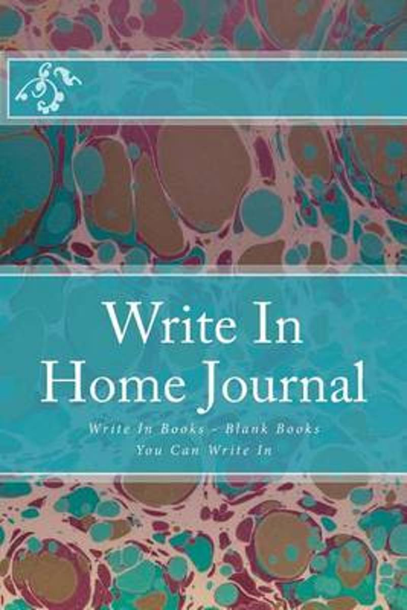 Write in Home Journal