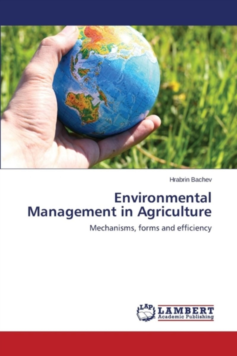 Environmental Management in Agriculture