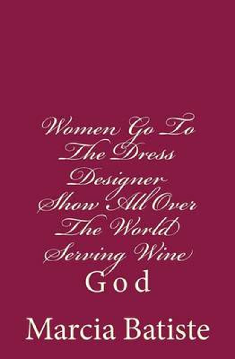 Women Go to the Dress Designer Show All Over the World Serving Wine