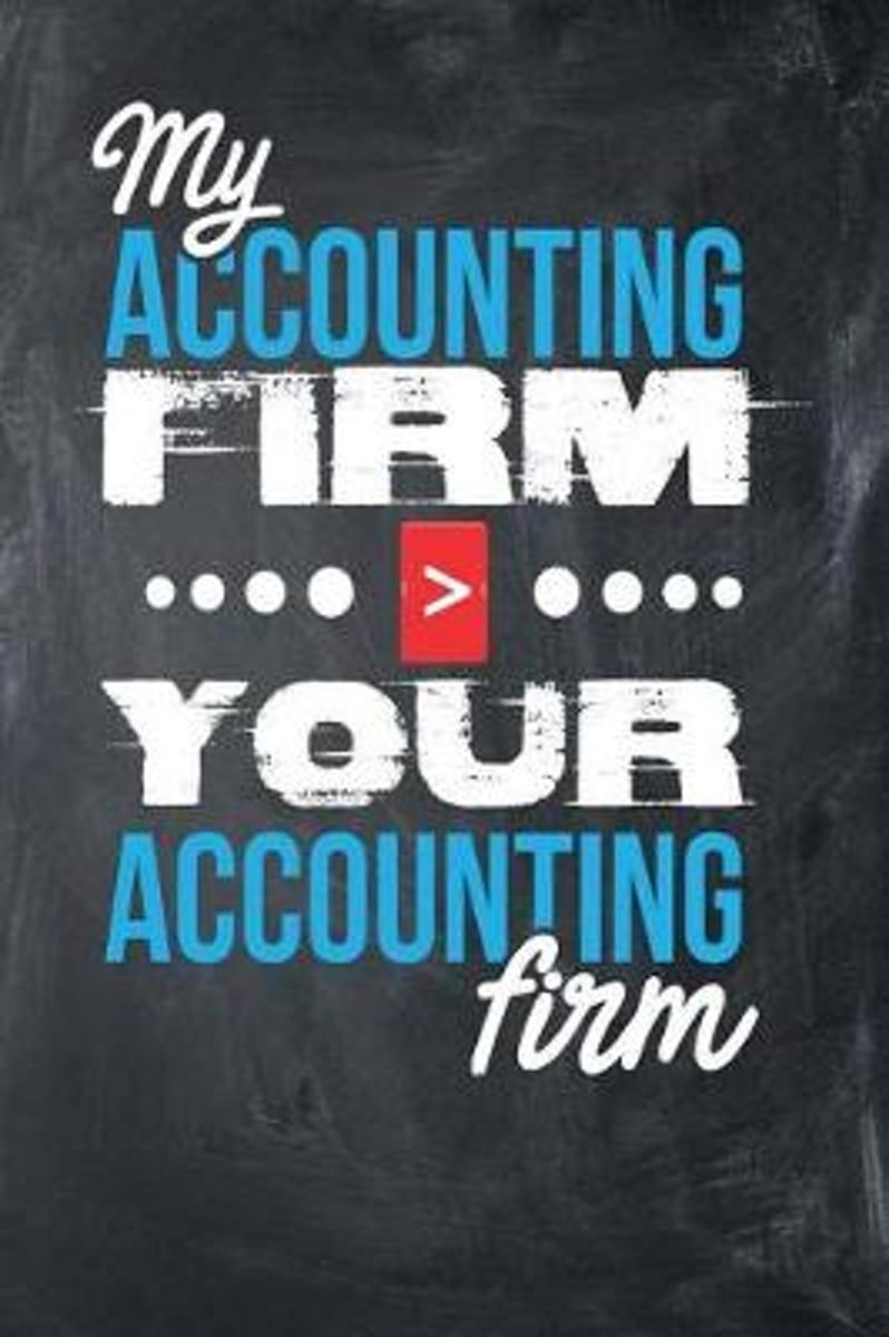 My Accounting Firm <gt/> Your Accounting Firm