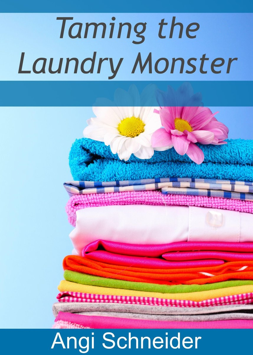 {The Busy Mom's Guide} Taming the Laundry Monster