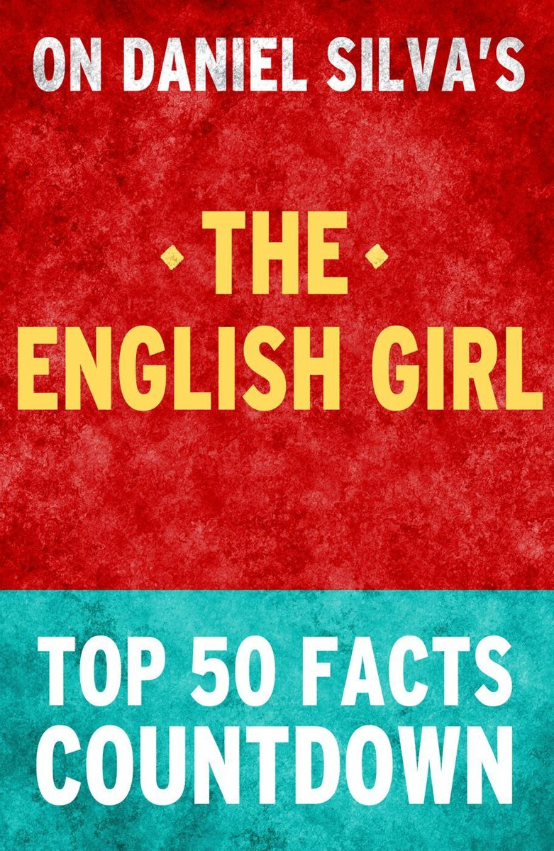 The English Girl: Top 50 Facts Countdown