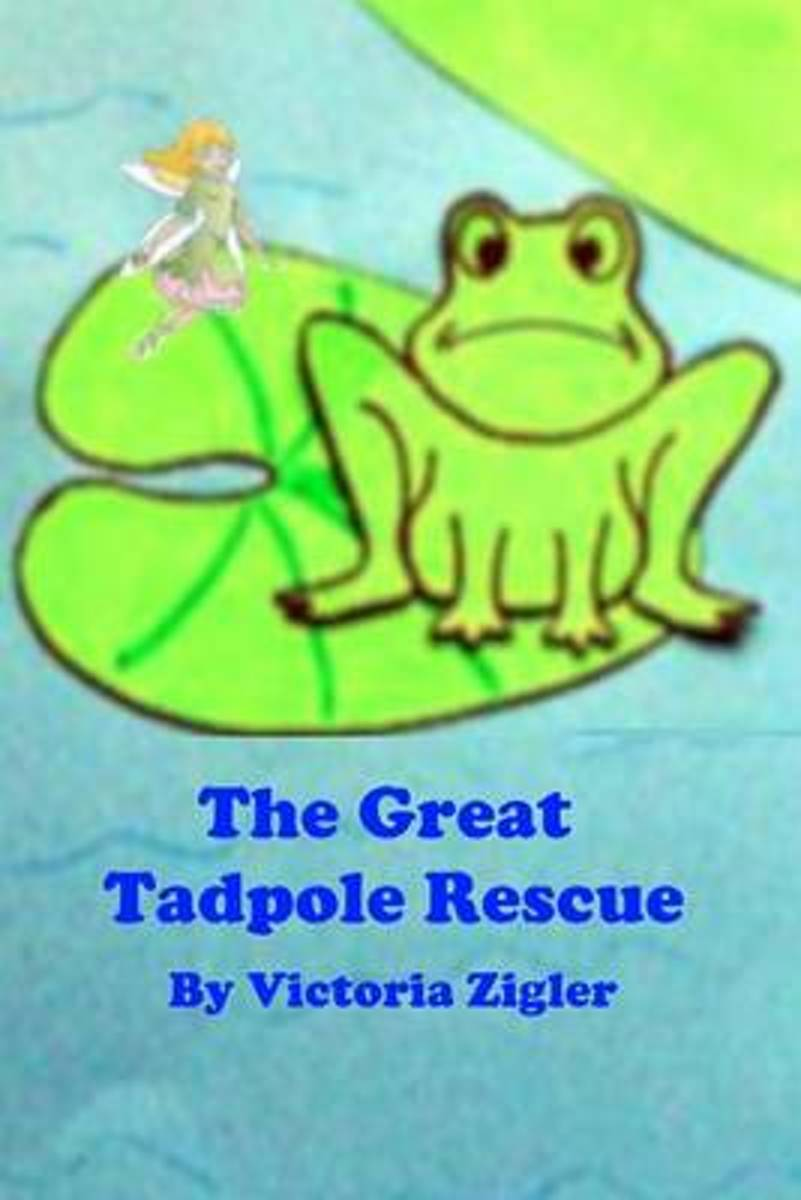 The Great Tadpole Rescue