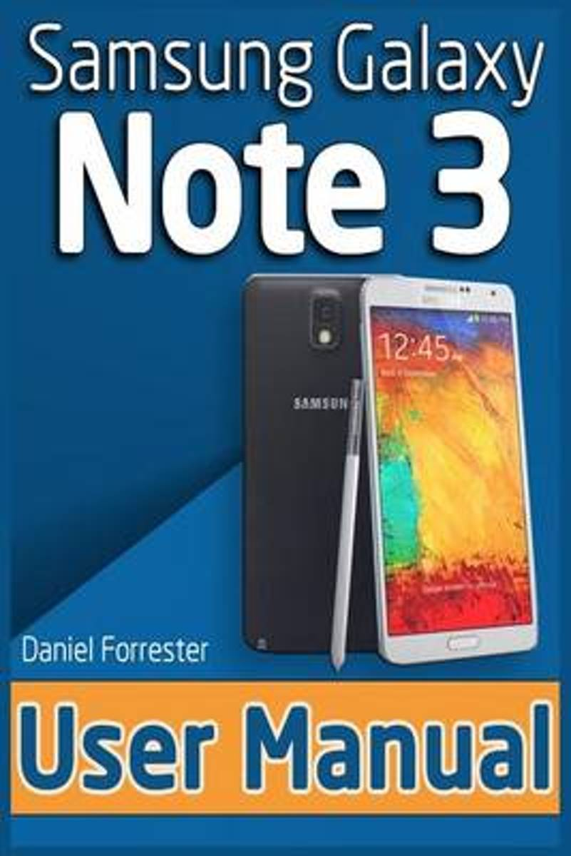 Samsung Galaxy Note 3 User Manual