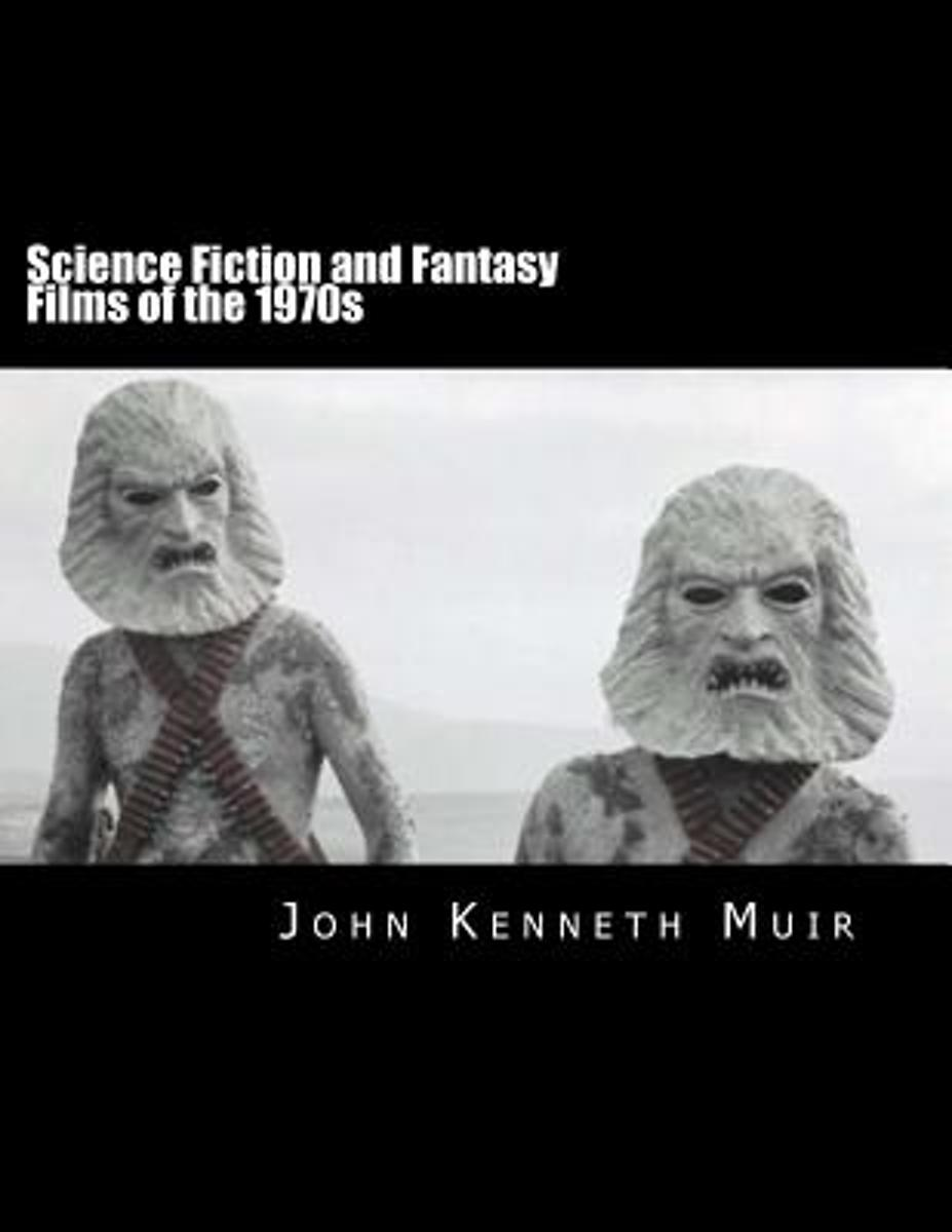Science Fiction and Fantasy Films of the 1970s image