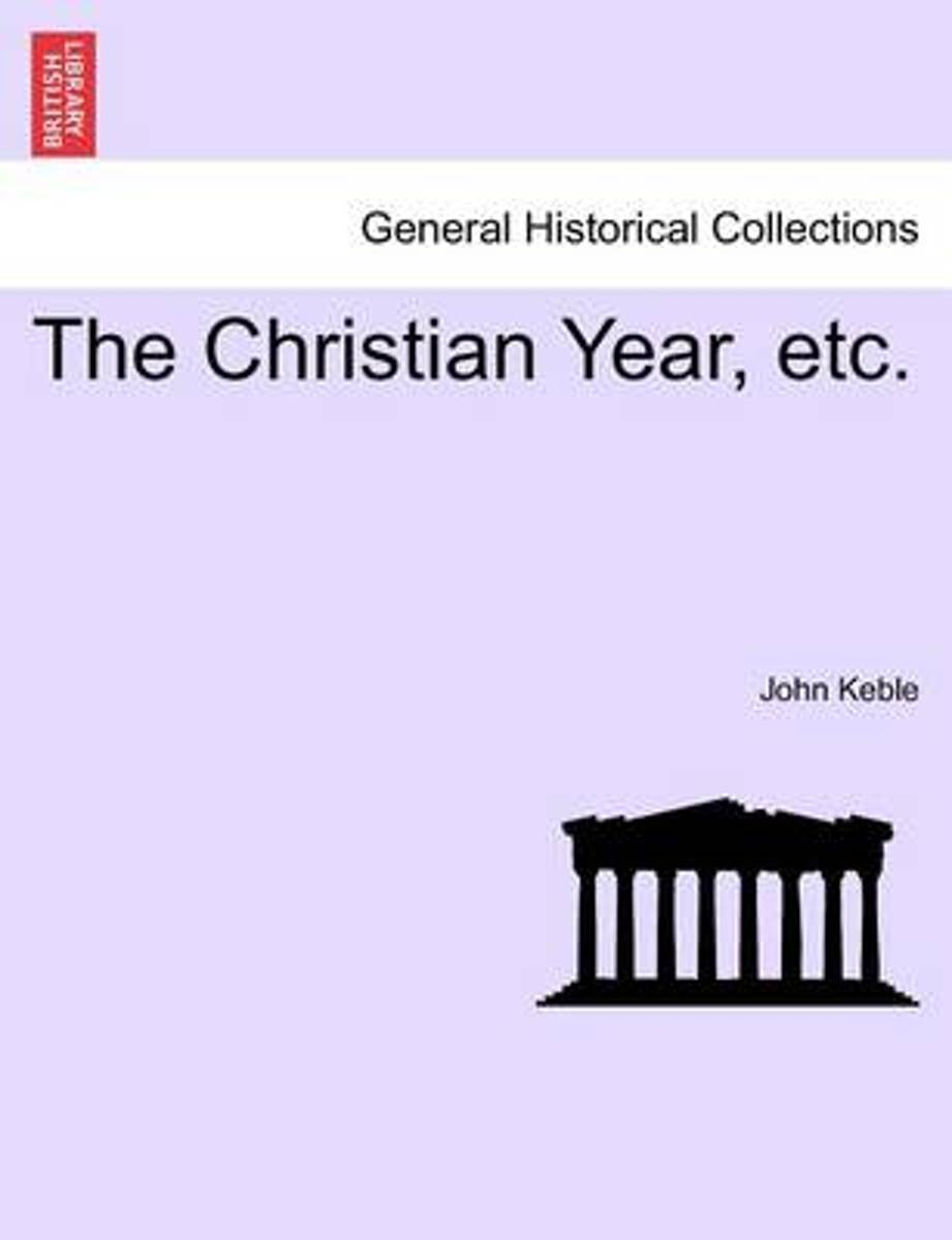 The Christian Year, Etc.