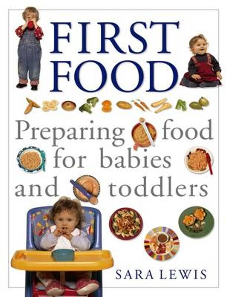The Baby and Toddler Cookbook and Meal Planner