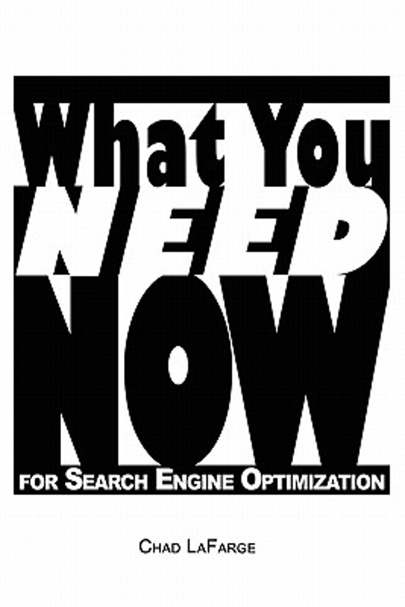 What You Need Now for Search Engine Optimization