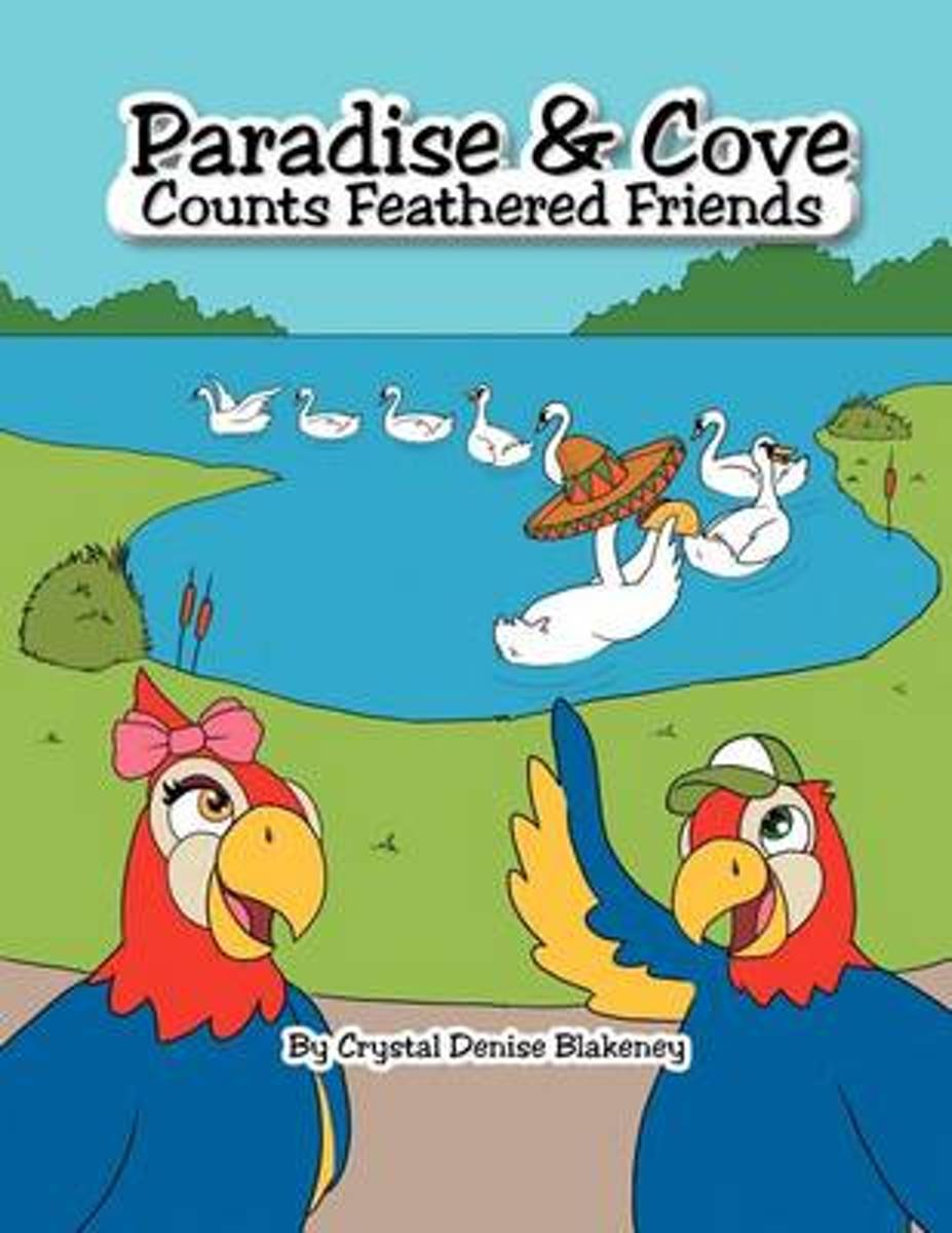 Paradise & Cove Counts Feathered Friends