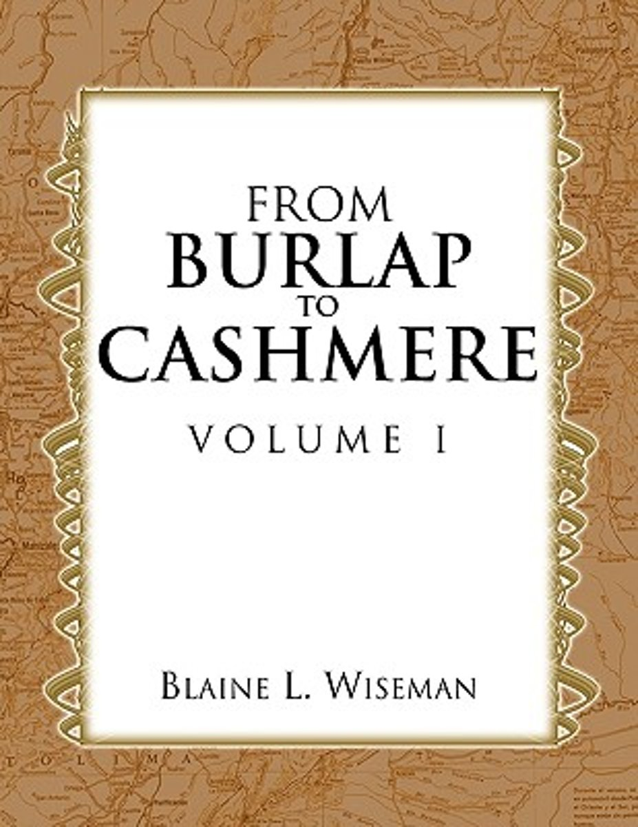 From Burlap to Cashmere Volume I