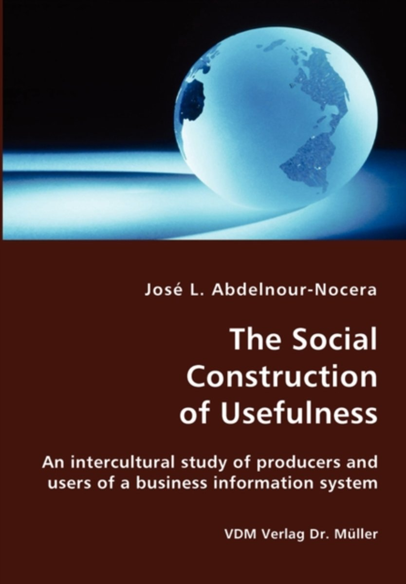 The Social Construction of Usefulness