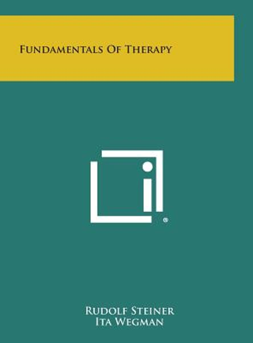 Fundamentals of Therapy