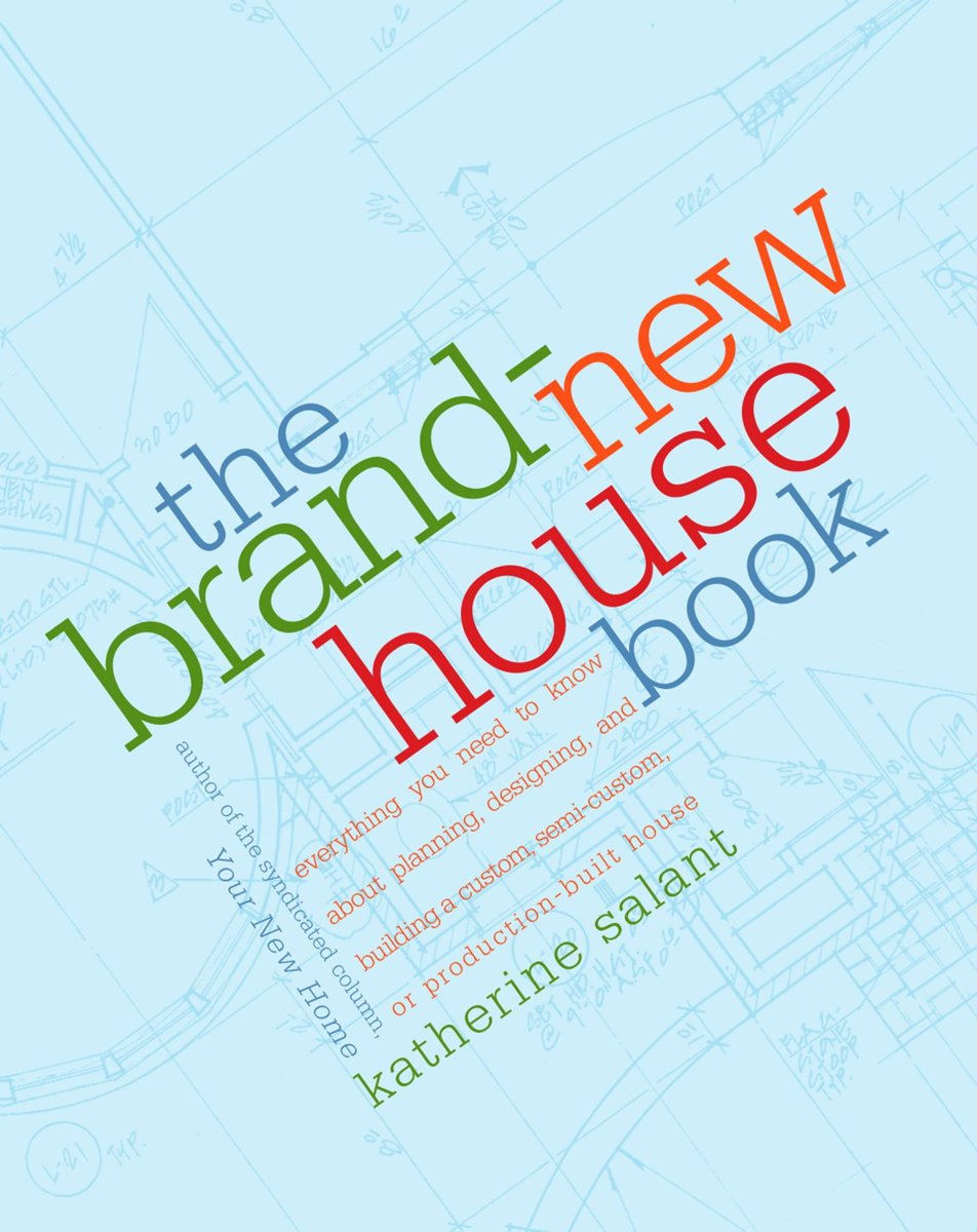 The Brand-New House Book