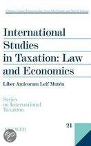 INTERNATIONAL STUDIES IN TAXATION LIBER AMICORUM LEIF MUTEN