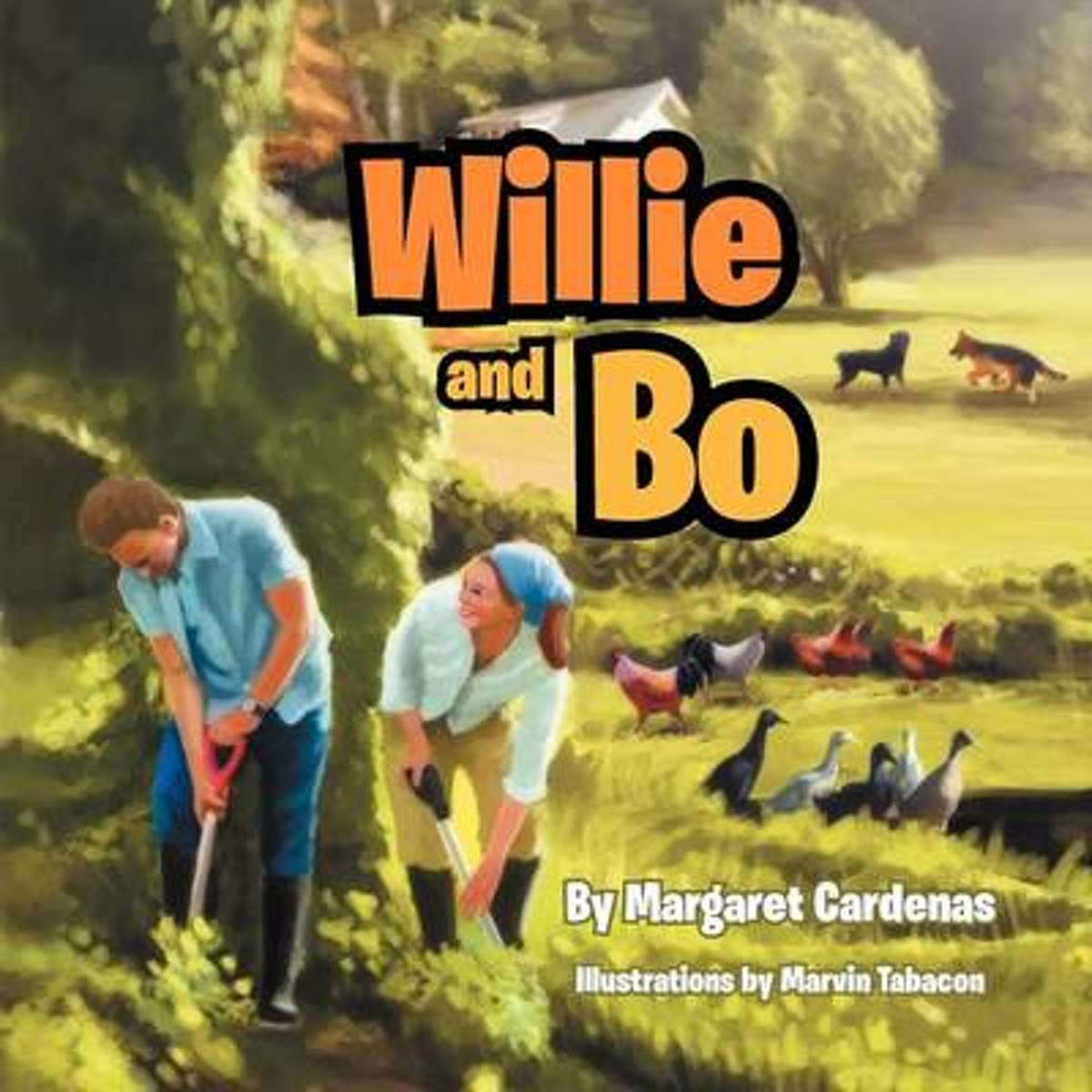 Willie and Bo