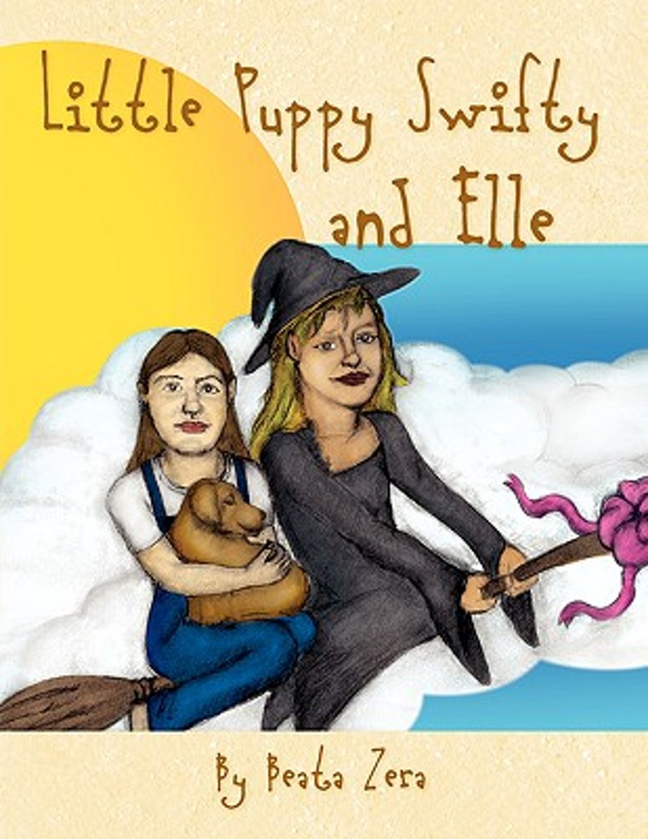 Little Puppy Swifty and Elle