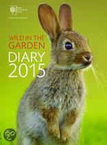 RHS Wild in the Garden Diary 2015 image