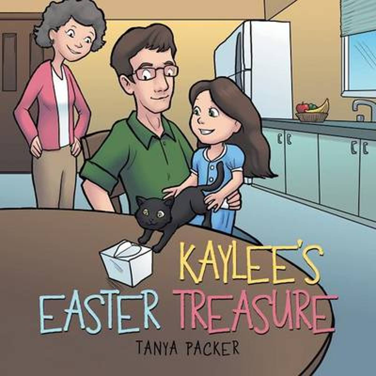 Kaylee's Easter Treasure