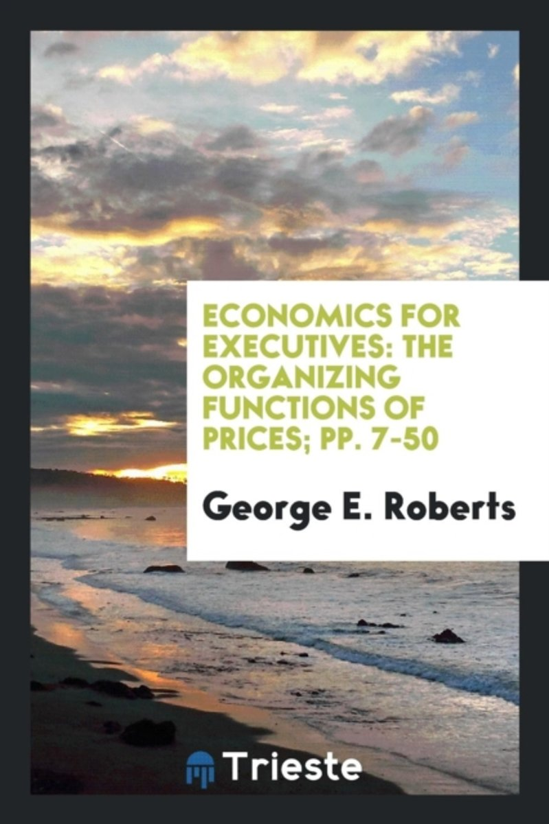 Economics for Executives