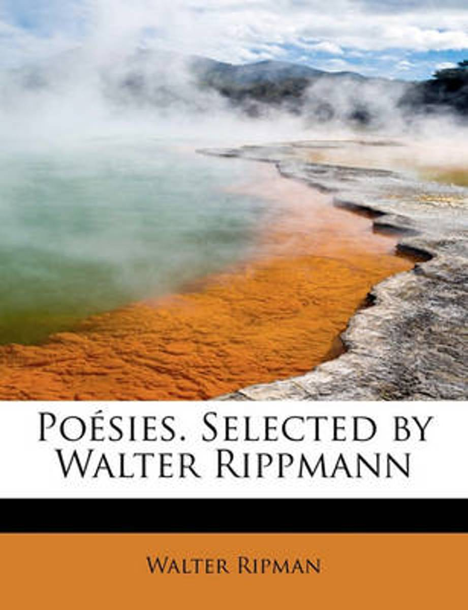 Po Sies. Selected by Walter Rippmann