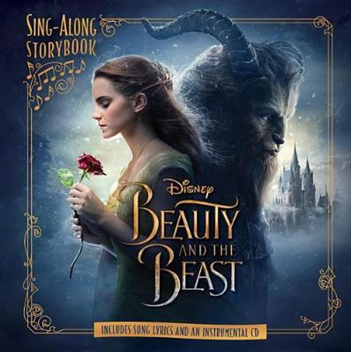 Beauty and the Beast Sing-Along Storybook