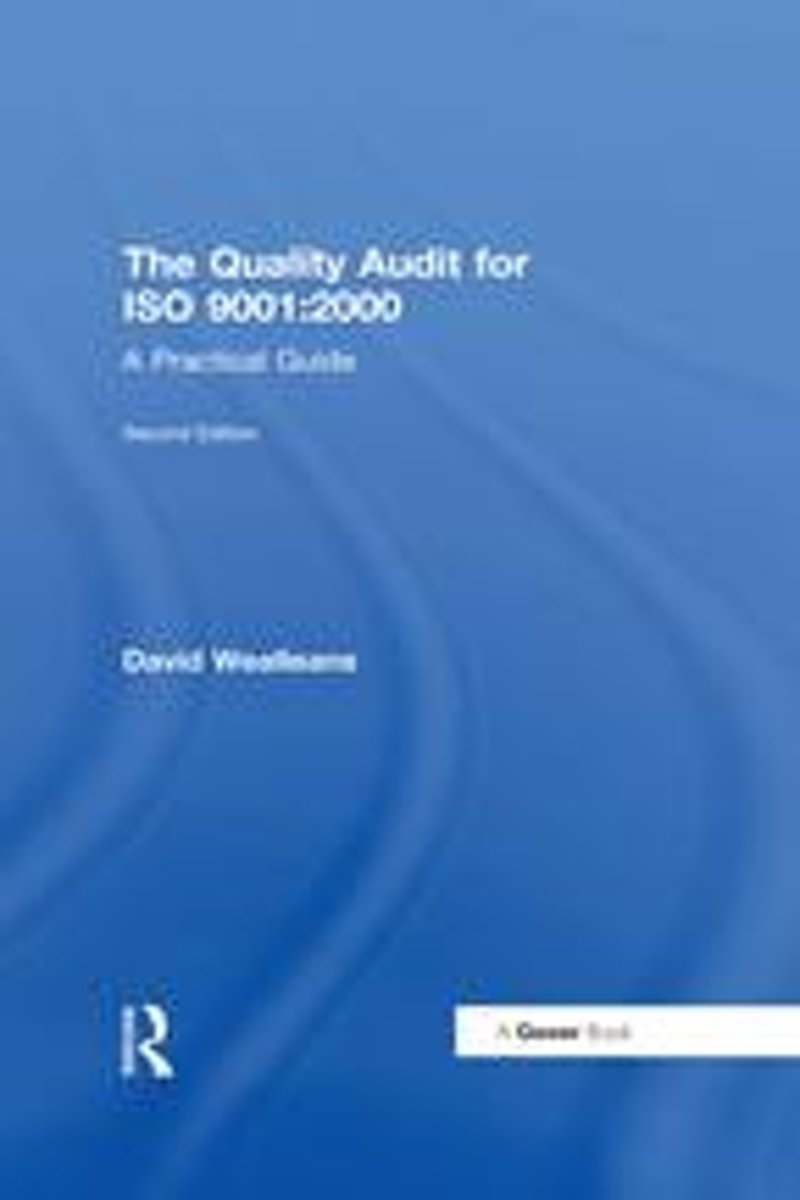 The Quality Audit for ISO 9001:2000