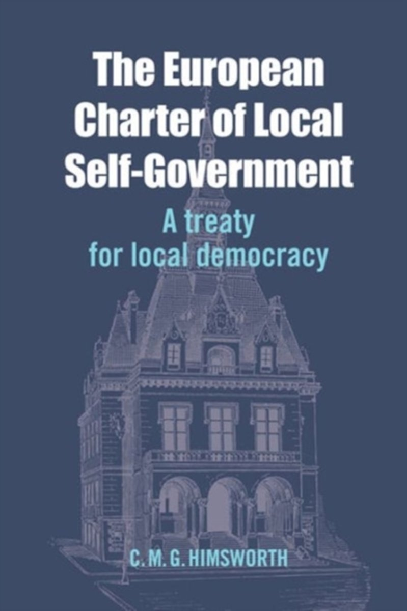 The European Charter of Local Self-Government