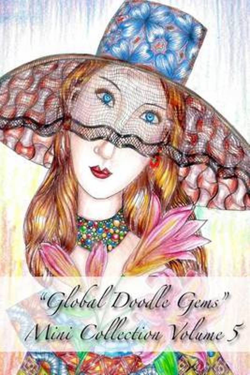 Global Doodle Gems Mini Collection Volume 5